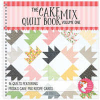 The Cake Mix Quilt Book: Volume One - It's Sew Emma
