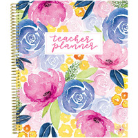 Bloom Daily Planners - Teacher Planner - Floral (Undated)
