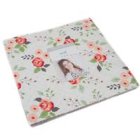 Moda Fabric Precuts Layer Cake - Nest by Lella Boutique