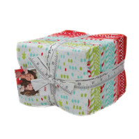 Moda Fabric Precuts - Flannel - Vintage Holiday by Bonnie & Camille - Fat Quarter Bundle