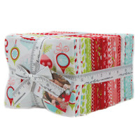 Moda Fabric Precuts - Vintage Holiday by Bonnie & Camille - Fat Quarter Bundle