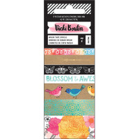 American Crafts - Vicki Boutin Washi Tape 42 Yards - All The Good Things