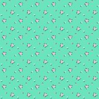 Fabric - A Little Sweetness - Tasha Noel -Sweetness Vintage Mint # C6515R-MINT