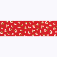 Quilters Bias Binding - The Good Life - Bonnie & Camille for Moda Fabrics - Red Cherry