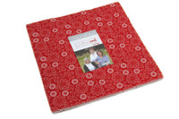 Moda Fabric Precuts Layer Cake - Project Red by Sweetwater