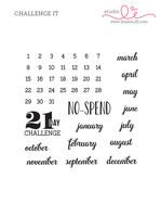 Studio l2e - Planner Stamps - Challenge It