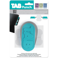 We R Keeping Memories - Tab Punch - File 2""