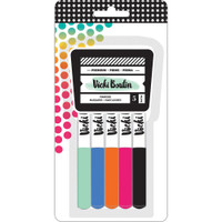 Vicki Boutin - Mixed Media Markers - Set of 5 (Set #2)