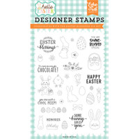 Echo Park Paper - Clear Stamps - Easter Blessings