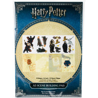Harry Potter - A5 Scene Building Pad - 32 Sheets