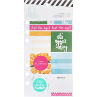Heidi Swapp - Memory Planner Cardstock Stickers - Fresh Start, Playful