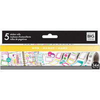 Me and My Big Ideas - The Happy Planner - Sticker Roll - Mom