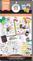 Me and My Big Ideas - The Happy Planner - Value Sticker Book - Tiny Icons