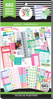 Me and My Big Ideas - The Happy Planner - Value Sticker Book - Budget