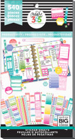 Me and My Big Ideas - The Happy Planner - Value Sticker Book - Fill In Productivity (#540)