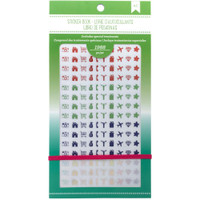 American Crafts - Planner Sticker Book - Rainbow