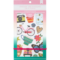 American Crafts - Planner Sticker Book - Everyday