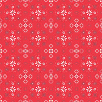 Riley Blake Fabric - Wide Backing - Bee Basics - Lori Holt - Bandana Red