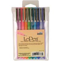 Le Pen - Fine Point - Brights - Set of 10
