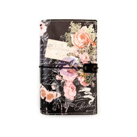 Prima Traveler's Journal - Vintage Floral - Personal