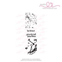 Studio l2e - Planner Stamps - Brave