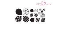 Studio l2e - Planner Stamps - Hi-Light It: Drops