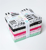 Riley Blake Designs - Shine Bright by Simple Simon & Co - Fat Quarter Bundle