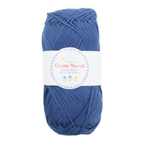 Riley Blake Designs - Lori Holt - Chunky Thread 50g - Denim