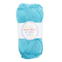Riley Blake Designs - Lori Holt - Chunky Thread 50g - Aqua