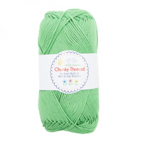 Riley Blake Designs - Lori Holt - Chunky Thread 50g - Green