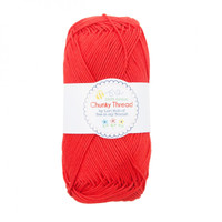 Riley Blake Designs - Lori Holt - Chunky Thread 50g - Red