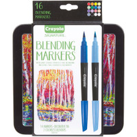 Crayola - Signature Blending Markers