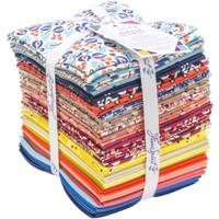 Denyse Schmidt Fabrics - Ludlow byDenyse Schmidt - Fat Quarter Bundle