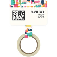 Carpe Diem - Simple Stories - Crafty Girl Washi Tape - Imagine