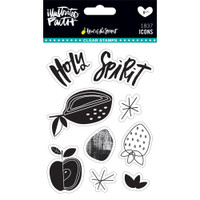 Illustrated Faith - Fruit Of The Spirit Clear Stamps - Icons