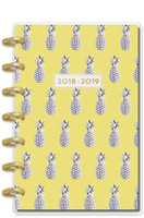 The Happy Planner - Me and My Big Ideas - 2018 - 2019 MINI Happy Planner - Bright and Beautiful