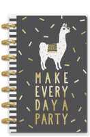 ***OUTDATED*** The Happy Planner - Me and My Big Ideas - 2018 - 2019 MINI Happy Planner® - Gold Getter