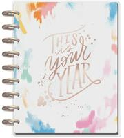 Create 365 - The Happy Planner - Me and My Big Ideas - 2018 - 2019 Classic Happy Planner® - Brushy Brights