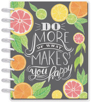 The Happy Planner - Me and My Big Ideas - 2018 - 2019 Classic Happy Planner® - Enjoy All the Things / HORIZONTAL