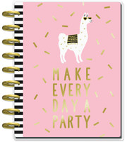 Create 365 - The Happy Planner - Me and My Big Ideas - 2018 - 2019 Classic Happy Planner® - Gold Getter