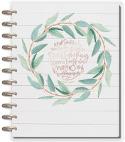 The Happy Planner - Me and My Big Ideas - DELUXE Happy Memory Keeping Planner - Big - Rustic (Undated)