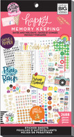 Me and My Big Ideas - The Happy Planner - Value Sticker Book - BIG - Dates & Holidays 2 (#2688)