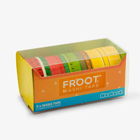 Froot Washi Tape - Set of 6