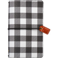 Webster's Pages - Color Crush - Standard Travelers Journal - Buffalo Plaid