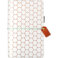 Webster's Pages - Color Crush - Standard Travelers Journal - Copper Hexagon