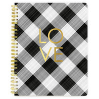 Webster Pages - Color Crush - The Good Life Composition Spiral Notebook - Love