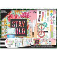 Create 365 - Me and My Big Ideas - Happy Planner Box Kit – Classic– Student - Stay Wild - Dated