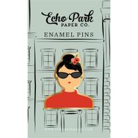 Echo Park - Enamel Pin - Full Bloom