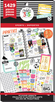 Me and My Big Ideas - The Happy Planner - Value Sticker Book - Sports