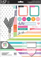 Me and My Big Ideas - The Happy Planner - Life is Lovely Accessory Pack - BIG